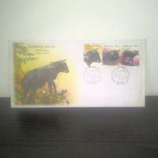STAMPS (First Day Cover - 2003 (Kambing Gurun))