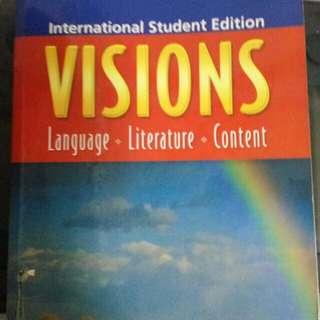 VISIONS 英文書 英文課本