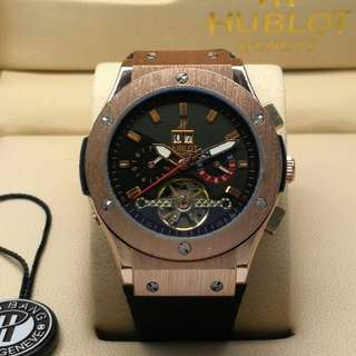 HUBLOT TUOBILLION EXCLUSIVE