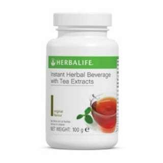 Herbalife Herbal tea Conxentrate
