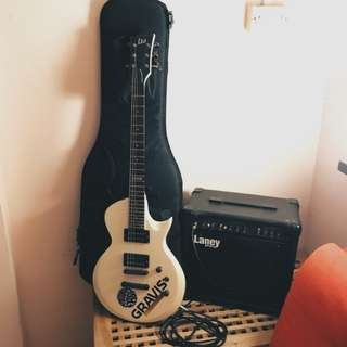 Guitar with everything! Check my previous listing thanks!