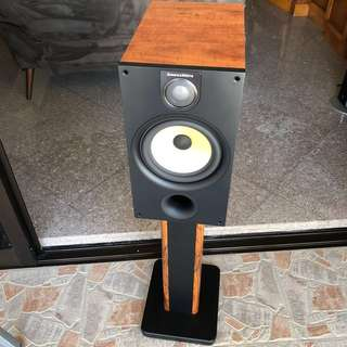 B&W 685 S2 Bookshelf Speakers