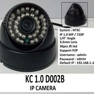 IP CCTV Dome Camera