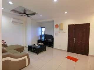 Middle room for Rent In bandar puteri klang