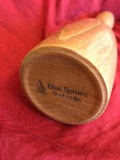 Blue Spruce 16oz Wood Carving Mallet