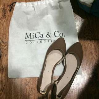 Mica & Co sandals