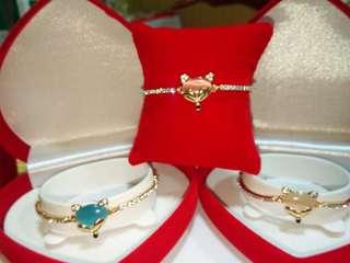 Ac Khong thong ninetails bracelets/ bangle 2561