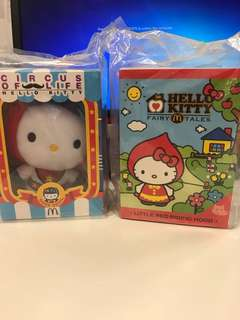 Hello Kitty McDees soft toys @ $6ea excl postage