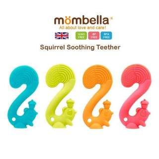 Mombella Squirrel Teether
