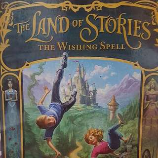 The Land of Stories (Book 1) - Chris Colfer