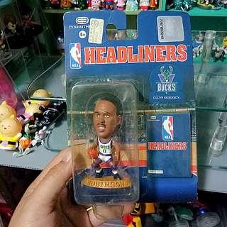 1996 NBA 球星公仔