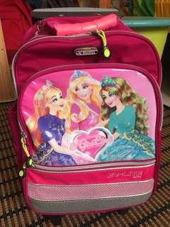 Swan Barbie Bag