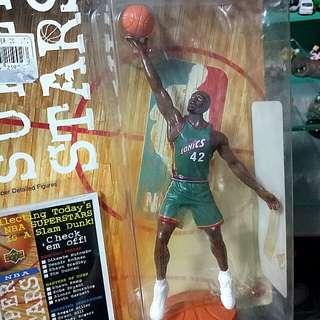 美泰兒 1998 NBA 球星公仔