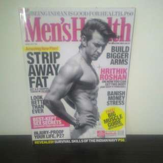 MAGAZINE Men's Health + NewMan