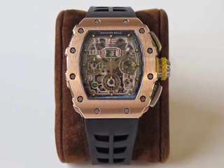 Richard Mille RM011-03 18K Rose Gold