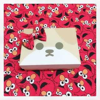 Pet Dog / Cat Bow : Elmo