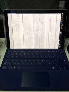 Microsoft Surface Pro 4 *Defects see desc* *Selling as a set ONLY*