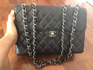 Chanel Jumbo Caviar (Pm for further details)