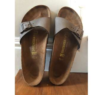 irkenstock Sandals for Men - Made in Germany (size : 42)