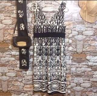SALE! V-Neck Dress