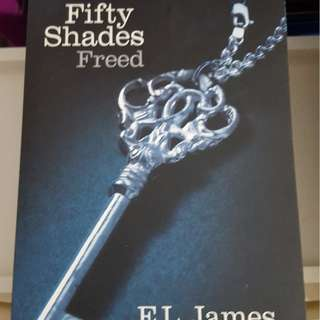 Fifty Shades Freed by EL James