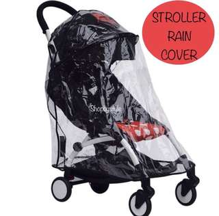 Stroller Rain Cover Coat Yoya Compatible Strollers