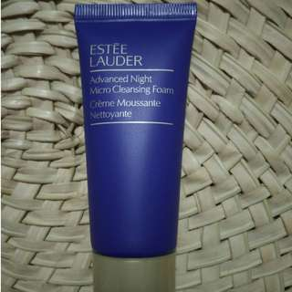 estee lauder advanced night cleasing foam 30ml brand new