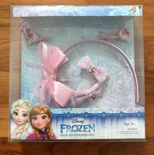 Frozen Hair Accessories Set