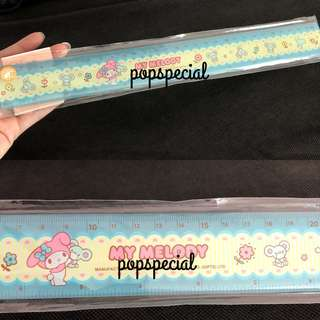 LAST PCS My Melody Long Ruler