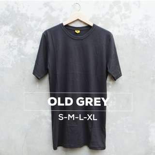Old Grey - Kaos Polos