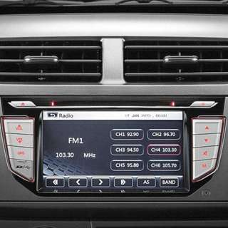 Player myvi Icon advance  Dvd video on Usb video on Gps on  Cd audio Original  perodua