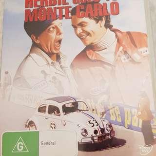 Walt Disney's Herbie goes to monte carlo