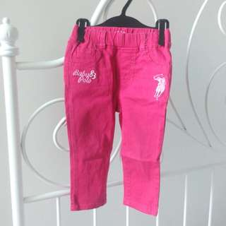 Baby Polo Jeans