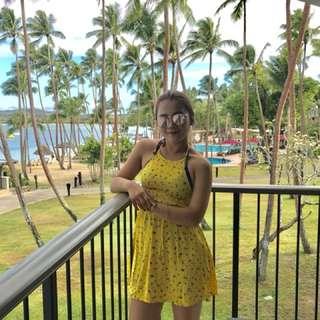 澳洲品牌粉橙色太陽眼鏡