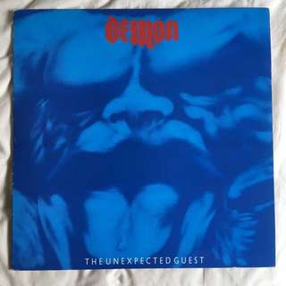 Demon - The Unexpected Guest Vinyl Record