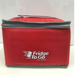 Brand New Fridge To Go Cooler Bag FTG1199S ( First Timer Customer enjoys 15% off )