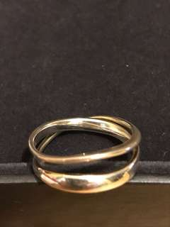 Georg Jensen silver rings (from $300 each)