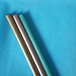 BN sealing wax use with hot melt glue gun
