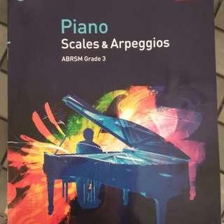 ABRSM Grade 3 Music books