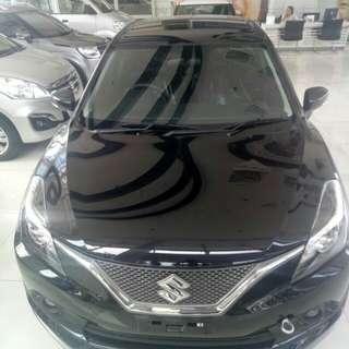 Suzuki new baleno hatchback MT