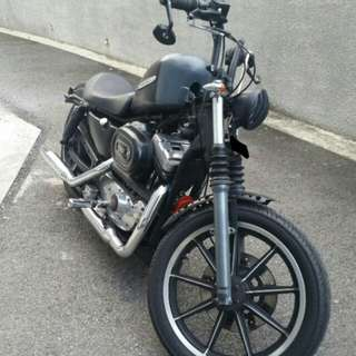 883 Harley Davidson
