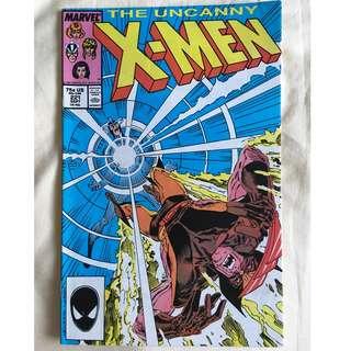 The Uncanny X-Men No. 221