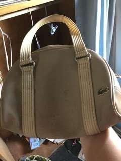Lacoste handbag original