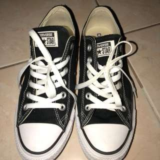 Converse All Star Black AUTHENTIC