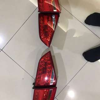 Audi A4 tail lamp set(original)