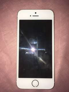 Grey IPhone 5s ( 16gb ) Negotiable Price