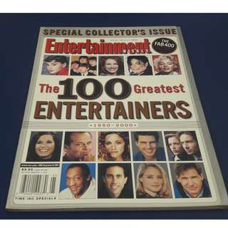 Entertainment Weekly #510 Winter 1999