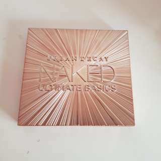 Authentic Urban Decay Ultimate Basics Eyeshadow Palette