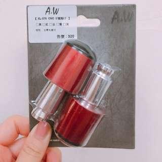 🚚 A&W  XL-376 CNC 平衡端子
