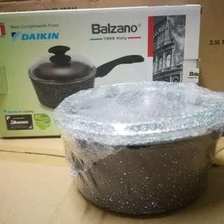 Balzano Sauce Pan 20cm